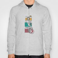 Stacked Cameras Hoody