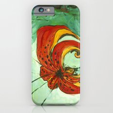 Tiger Lily iPhone 6s Slim Case