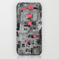 Red Sheets iPhone 6 Slim Case