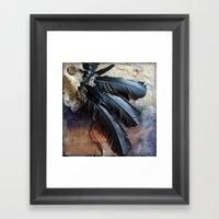 Morrigan Framed Art Print