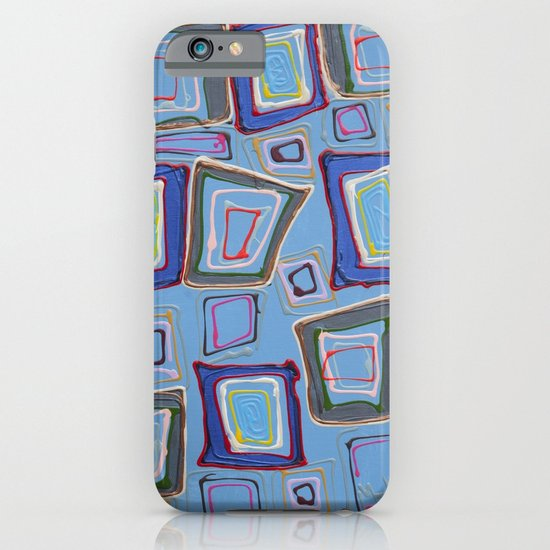 Newport Blue iPhone & iPod Case
