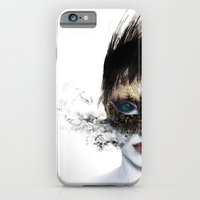 iPhone & iPod Case featuring Masquerade by Birdskull Studios