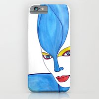 iPhone & iPod Case featuring Shaima (previous age) by Federico Faggion