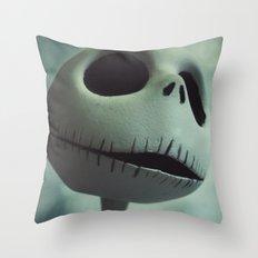 Jack Skellington (Nightmare Before Christmas) Throw Pillow