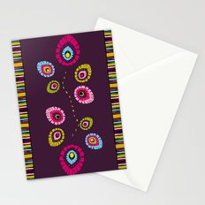 Folk Variation Stationery Cards