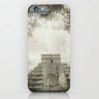 iPhone & iPod Case featuring Mayan Ruins by Kaelyn Ryan Photography