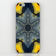 Guitar Kaleidoscope iPhone & iPod Skin