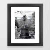 Ethereal Light Framed Art Print