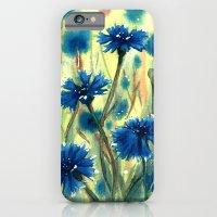 Cornflowers iPhone 6 Slim Case