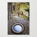 Vibrations in the Woods Canvas Print