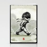 Horace, Quietly Wanderin… Stationery Cards