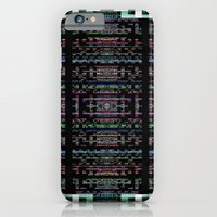 iPhone & iPod Case featuring Motherboard by Teh Glitch