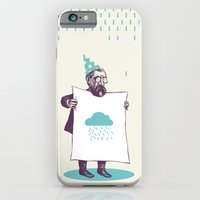iPhone & iPod Case featuring It's raining. by iamtanya