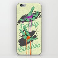 Deeply Creative iPhone & iPod Skin