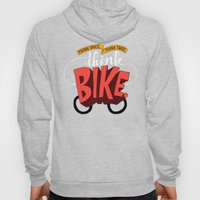 Think Once. Think Twice.… Hoody