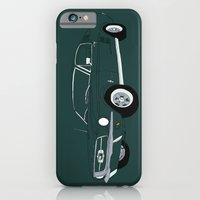 1968 Ford Mustang GT iPhone 6 Slim Case