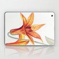 X. Vintage Flowers Botan… Laptop & iPad Skin