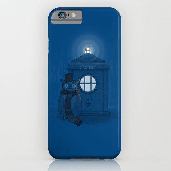 Dr Who Who? iPhone & iPod Case