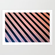 Lines Out Art Print