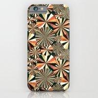 fun geometry iPhone 6 Slim Case