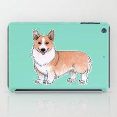 Corgi dog iPad Case