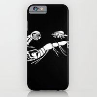 iPhone & iPod Case featuring Father, Son, Holy Spirit Zooplankton by celtadri