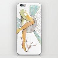 Coy Gams iPhone & iPod Skin