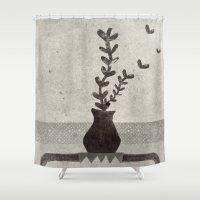 Vv Shower Curtain