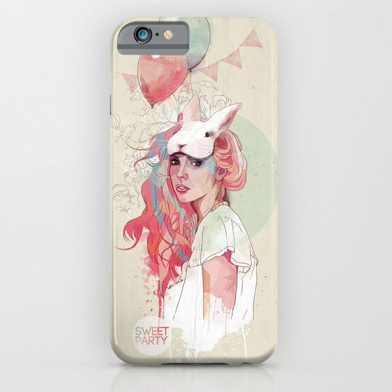 Sweet Party iPhone & iPod Case