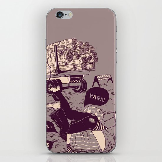 Vish iPhone & iPod Skin