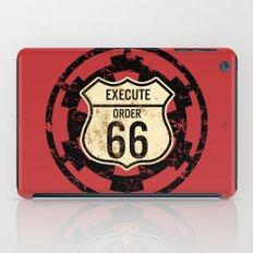Execute Order 66 iPad Case