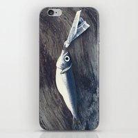 At The Bottom Of The See iPhone & iPod Skin