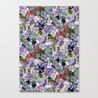 GARDEN DREAMS Canvas Print
