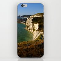 Dover Docks And The Famo… iPhone & iPod Skin