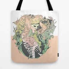 I N K : II Tote Bag