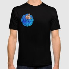 Sumo Black SMALL Mens Fitted Tee