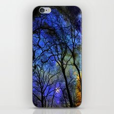 Astral Projection iPhone & iPod Skin