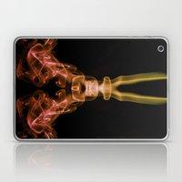 Smoke Photography #26 Laptop & iPad Skin