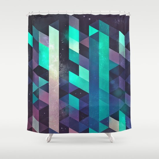 cryxxstyllz Shower Curtain