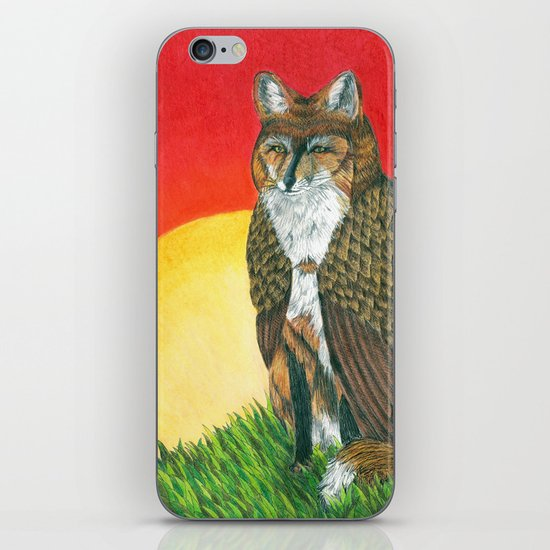 Shape Shifter iPhone & iPod Skin