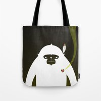 PERFECT SCENT - BIGFOOT … Tote Bag