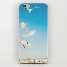 The Beach... iPhone & iPod Skin