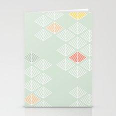 Japanese Pattern: Spring Stationery Cards