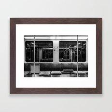 Berlin S-Bahn Framed Art Print