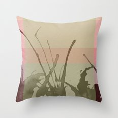 kk Throw Pillow