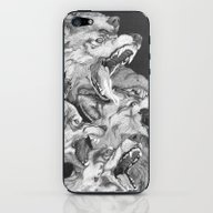 The Wolves Are Coming iPhone & iPod Skin