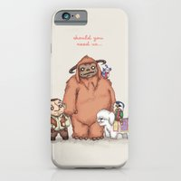 Should You Need Us... iPhone 6 Slim Case