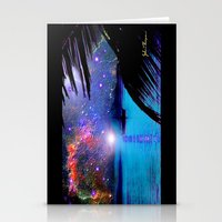 Galaxy Cove Stationery Cards