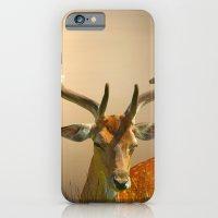 Golden Fallow iPhone 6 Slim Case