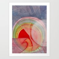 Art Print featuring Root Down by Angela Deal Meanix